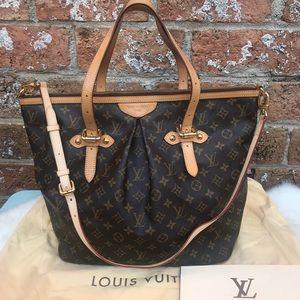 Authentic Louis Vuitton Palermo GM
